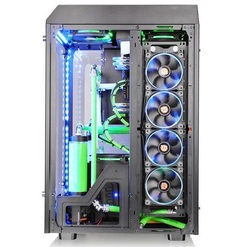 Thermaltake Tower 900 Tempered Glass Fully Modular E-ATX Vertical Super Tower